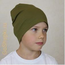 "Летняя шапка ""Хаки"""